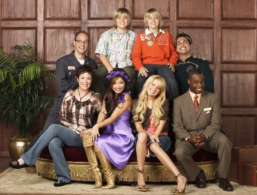 "Ashley u seriji ""The Suite Life Of Zack and Cody"" Suitelife"